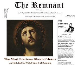 Remnant Newspaper 3 31 2021 PDF Version Page 01 S