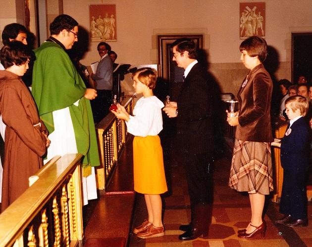 gifts at mass
