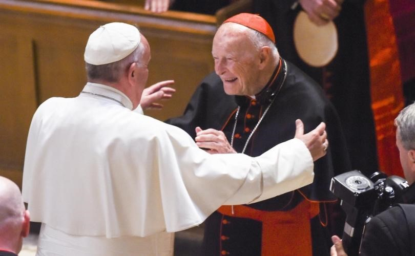 pope and mccarrick