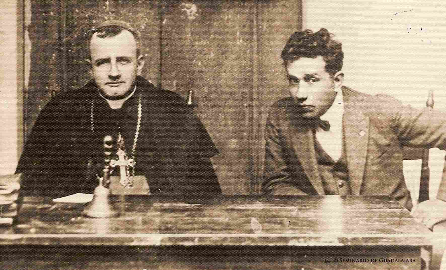 Anacleto and Archbishop Orozco