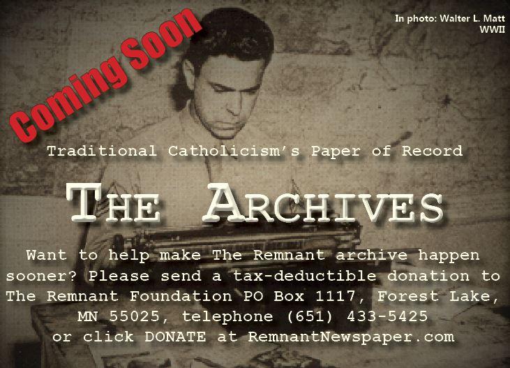 Archive donate