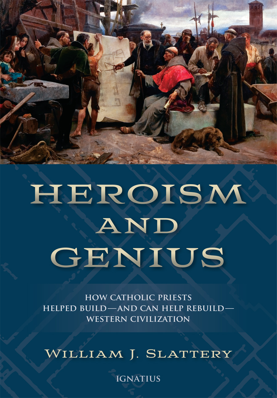 Cover Heroism and Genius Slattery