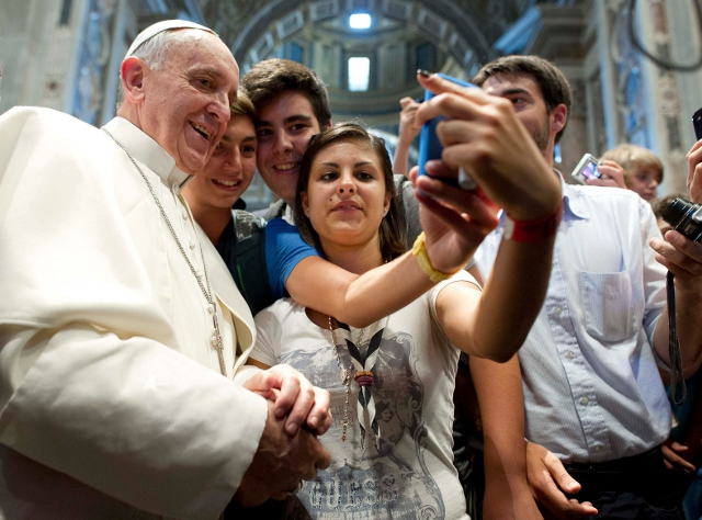 Peoples pope