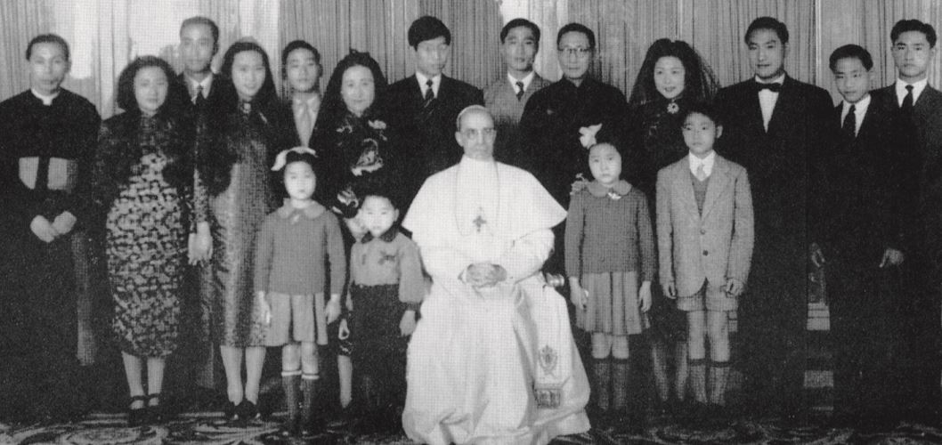 Pius XII and Chinese Catholics