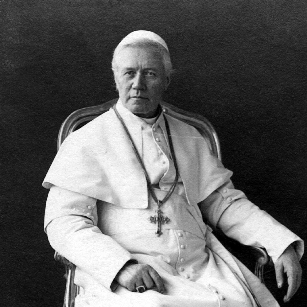 Pope St. Pius X (1903-1914)