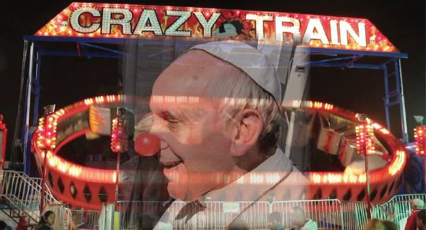 Pope Crazy Train
