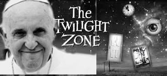 Pope twilight zone