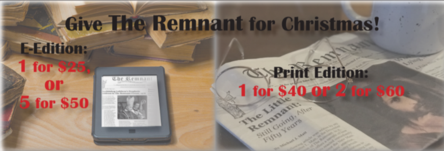 Remnant Christmas special for website