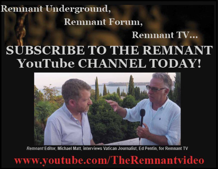 Remnant TV ad