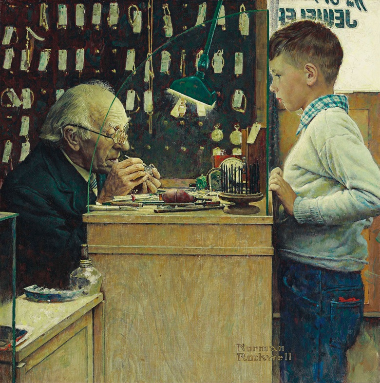 Rockwell watchmaker