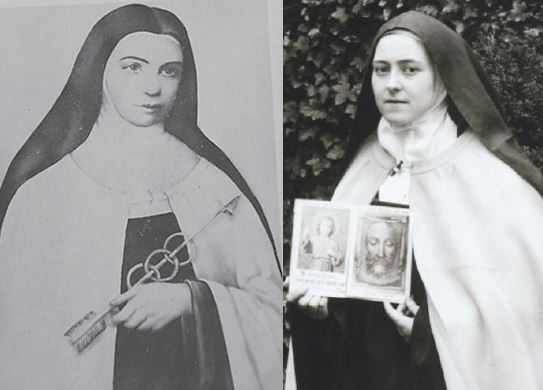 Sr. Mary and Therese of the Holy Face