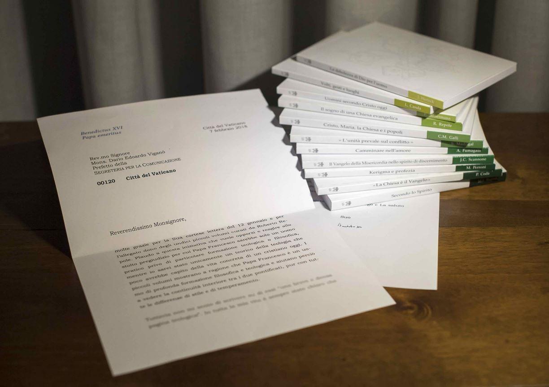 Vat press letter