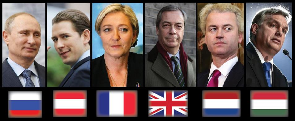all the populist leaders