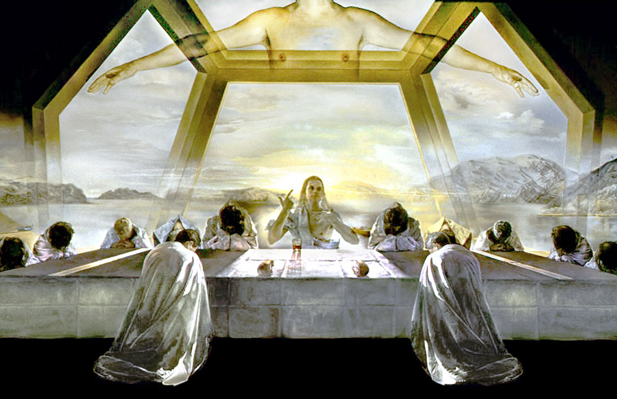 dali last supper