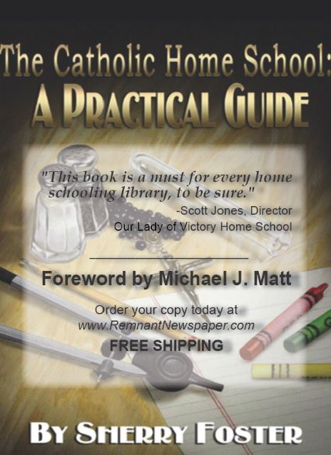 homeschool book ad
