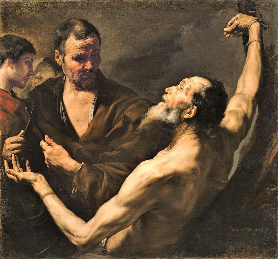 martyrdom bartholomew