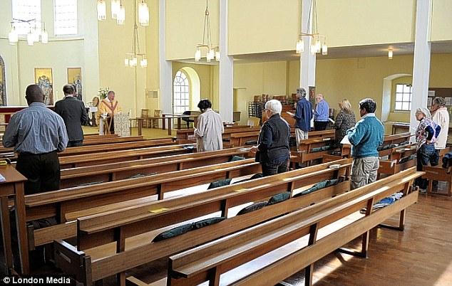 mass in 2018