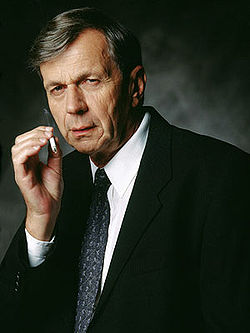 the smoking man