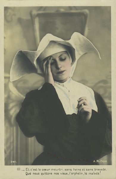 vintage nun 4