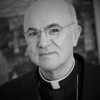 Viganò on 2020 Pontifical Yearbook: Did Pope Francis abandon the title 'Vicar of Christ'?