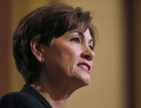 AP Photo: Gov. Kim Reynolds