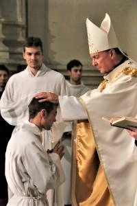 Ordination for Holy Apostles by Archbishop Léonard