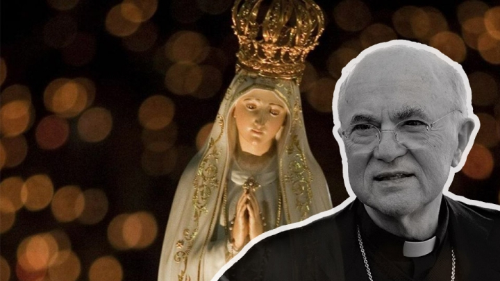ARCHBISHOP VIGANÒ: An Urgent May 13th Appeal to the Mother of God