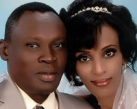 Meriam and her husband Daniel