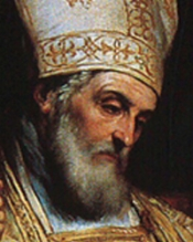 Saint Isidore of Seville (April 4)