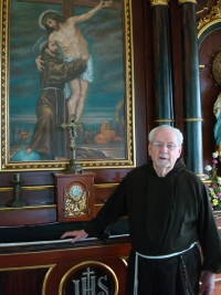 Father Angelus M. Shaughnessy, OFM Cap, Requiescant in Pace