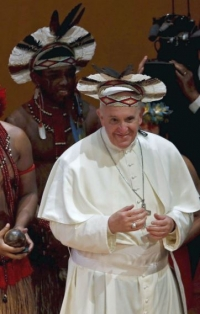 AMAZON SYNOD: Vatican Racism on Full Display