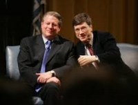 Jeffrey Sachs, friend of Al Gore, advisor to Pope Francis?