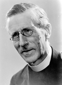 Fr. Teilhard de Chardin, S.J., Father of Theistic Evolution