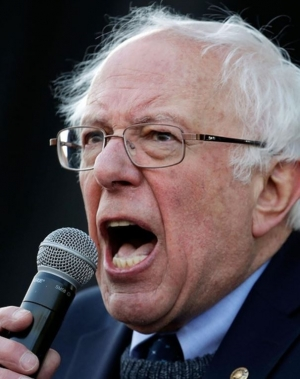 BERNIE SANDERS: Inspired by Pope Francis, Champion of Abortion