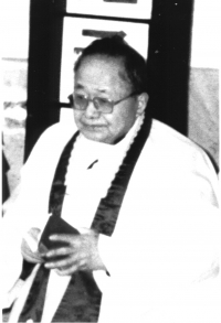 Bishop Joseph FAN ZhongLiang, S.J., Bishop of Shanghai, RIP