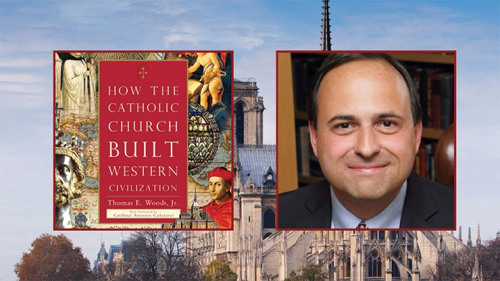 A REMNANT BOOK REVIEW: How the Catholic Church Built Western Civilization, by Tom Woods