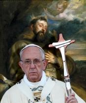 Did Saint Francis Predict Pope Francis?