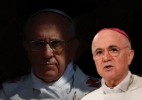 Viganò Doubles Down, Accuses Francis of Losing Sight of Christ