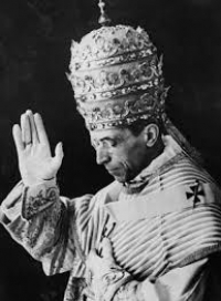 Ven. Pope Pius XII