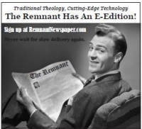 Preview New Print/E-edition of The Remnant