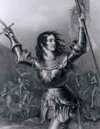 Joan of Arc: Scourge of Modern Feminists