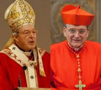 Cardinals Pell and Burke Send Letters of Endorsement to Dr. John Rao's Roman Forum on Lake Garda, Italy (July 2015)
