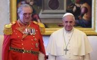 Former Head of the Knights of Malta Defies Papal Order