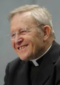 """The sacraments are not a prize for those who behave well..."" Cardinal Walter Kasper"