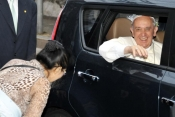 Pope requests Kia Soul as South Korean Popemobile