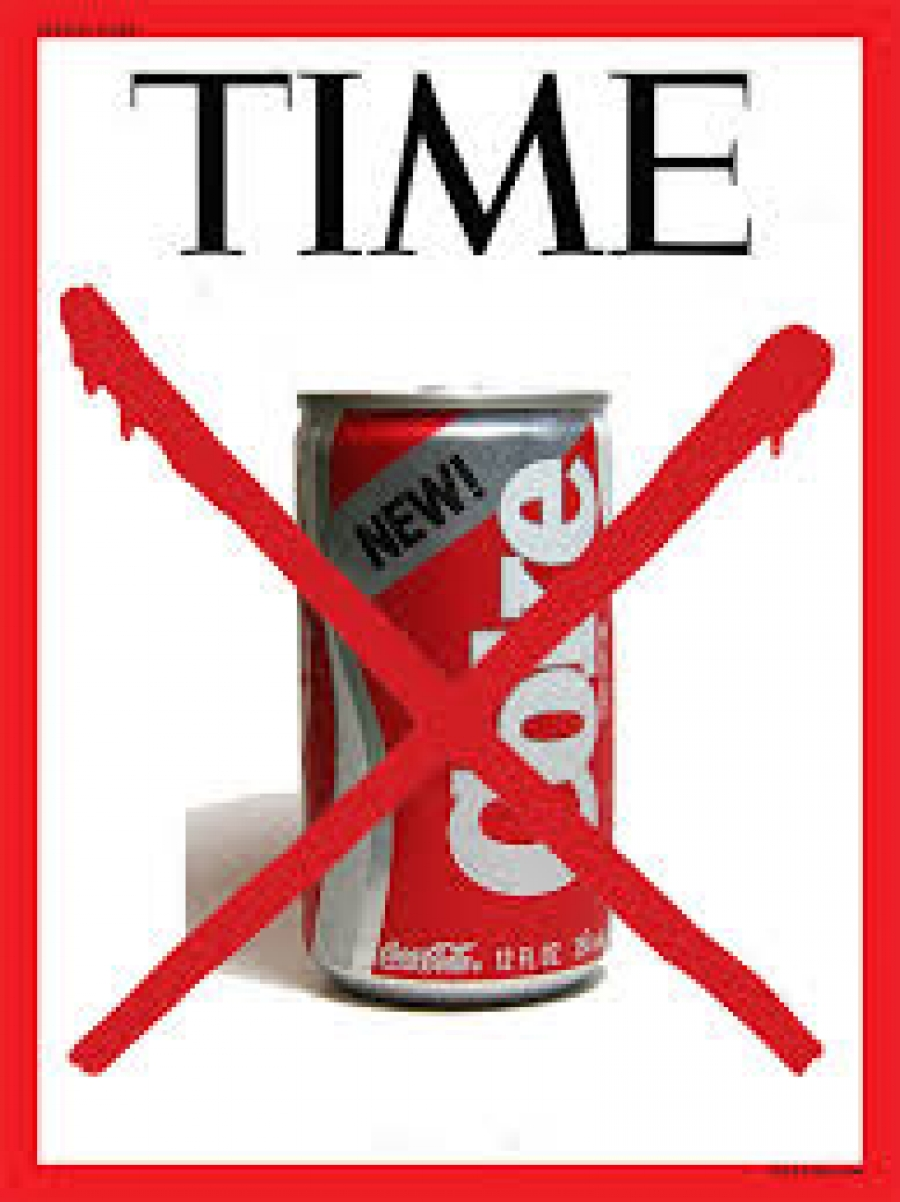 The Remnant Newspaper - How is New Coke Analogous to the New Mass?