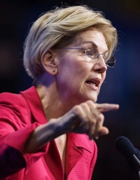 Elizabeth Warren's Unscripted Moment