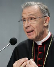 Archbishop Luis Francisco Ladaria Ferrer, Cardinal Muller's Replacement at the CDF