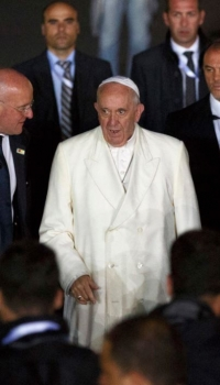 FRANCIS: Vicar of the 'Higher Committee of Human Fraternity'