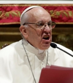Francis Finally Acknowledges the Crisis: 'Litter' in the Oceans